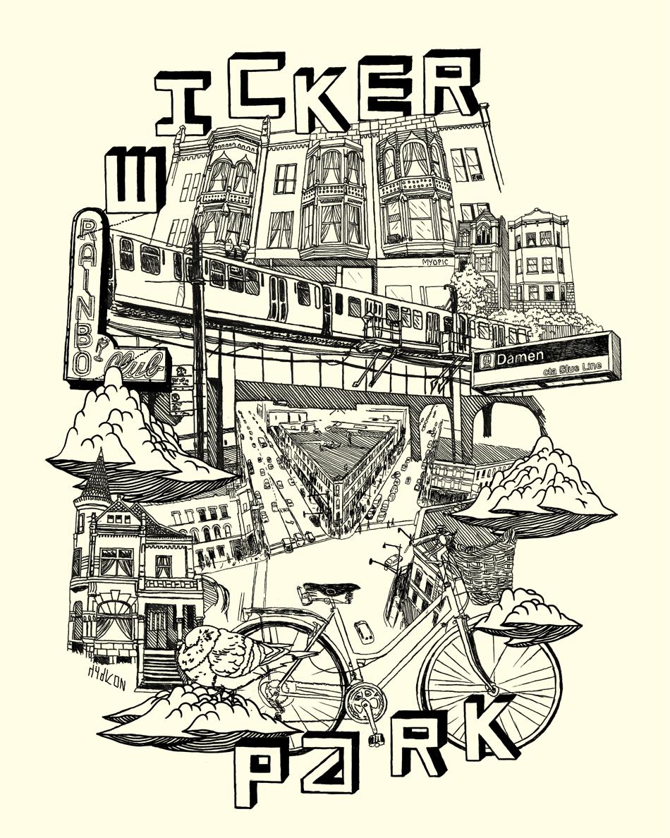 """""""Wicker Park"""" by Ian Ferguson"""